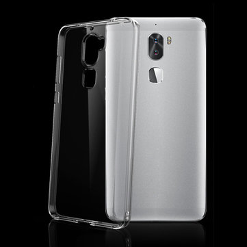 Bakeey Ultra-thin Transparent Soft TPU Case For LeEco Coolpad Cool1 dual