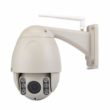 Wanscam HW0045 ONVIF 1080P Zoom Focus 2.8-12mm PTZ Wireless IR 80M Waterproof IP Security Camera