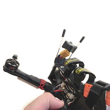Receiver Antenna Protection Case Fixed Tube for FPV Racer