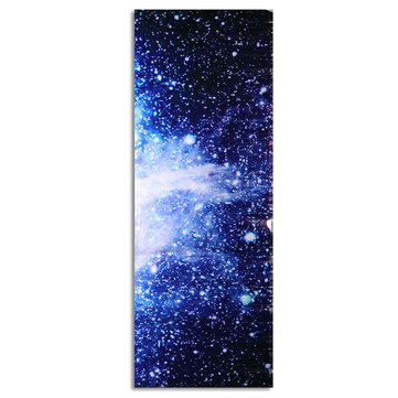 50x150cm Galaxy Vinyl Motorcycle Car Wrap Printed Graphic Film Sticker DIY Decal