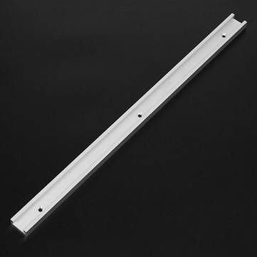 Machifit 500mm T-track T-slot Miter Track Jig Fixture Slot for Router Table Woodworking Tool