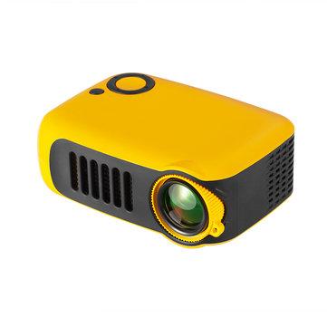 BROOK A2000 Projector 800 Lumens 1000:1 Contrast Ratio 320*240P