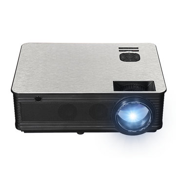 M5W Android 6.0 Wifi Projector 1G+8G LCD LED Projector VGA AV YPBPR USB*2 AUDIO IN TV