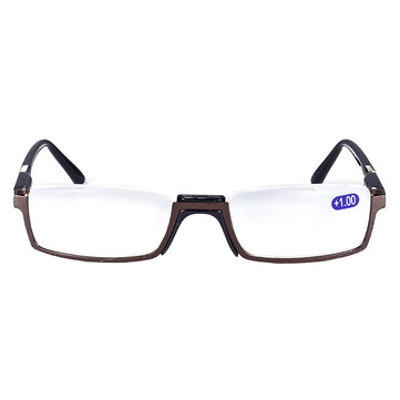 BROADISON Anti Fatigue Coated Film Reading Glasses HD