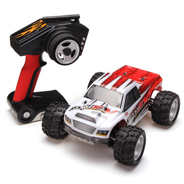 WLtoys A979-B 1/18 2.4G 4WD Racing RC Car 70km/h High Speed Monster Truck Toys