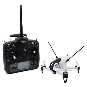 Walkera Rodeo F150 F3 5.8G FPV Racing Drone with DEVO-7 Mode2 Transmitter 600TVL Camera RTF