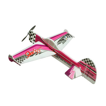 Yak55 800mm Wingspan 3D Aerobatic Training EPP RC Airplane Kit