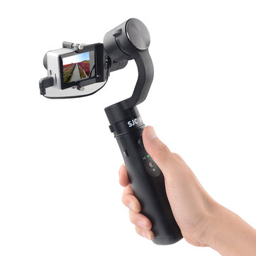 SJCAM Gimbal Action Camera Handheld Gimbal Brushless Stabilizer for SJCAM SJ6 SJ7 SJ8 Series Sport DV