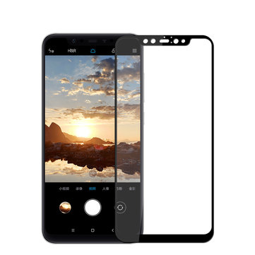 Mofi Diamond 9H Full Screen Tempered Glass Screen Protector for Xiaomi Mi8 / Mi8 Explorer Edition