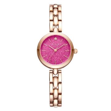 키미오K6215S패션여성쿼츠시계 호화로운 라인 석 숙녀 팔찌 시계