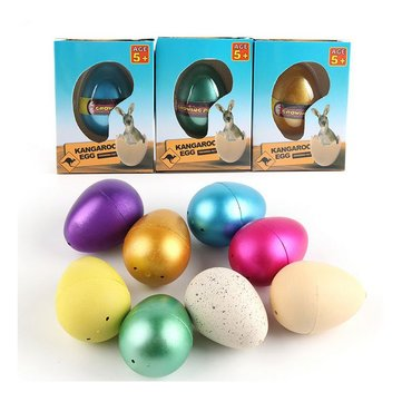 1Pc Large Funny Magic Growing Hatching Eggs Christmas Child Novelties Toys Gifts