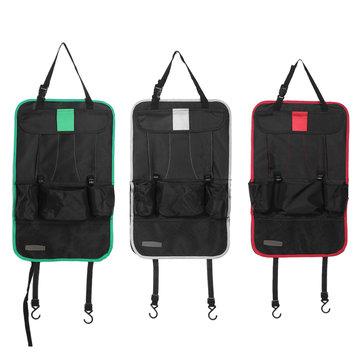 자동 다시 자동차 좌석 가방 주최자 홀더 멀티 포켓 여행 스토리지 교수형 가방