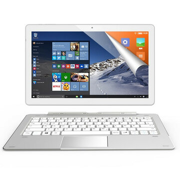 $159.99 for ALLDOCUBE iWork10 Pro 64GB Intel Z8330 10.1 Inch Dual OS Tablet With Keyboard