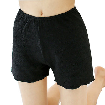 Stretchy Figured Bubbles Panties Thickening Boyshorts