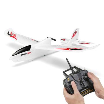 Volantex RC Ranger 600 761-2 2.4G 3CH 600mm Wingspan EPP 6-Axis Gyro Park Flyer RC Airplane RTF