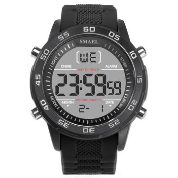 SMAEL 1067 Sport Waterproof Outdoor Men Digital Watch
