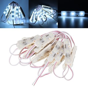 25PCS SMD5730 37.5W Pure White LED Module Strip Light for Outdoor Advertisement DC12V