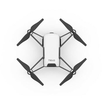 DJI Tello Drone BNF w/ 5MP HD Camera 720P WiFi FPV 8D Flips Bounce Mode STEM Coding Compatible Controller VR