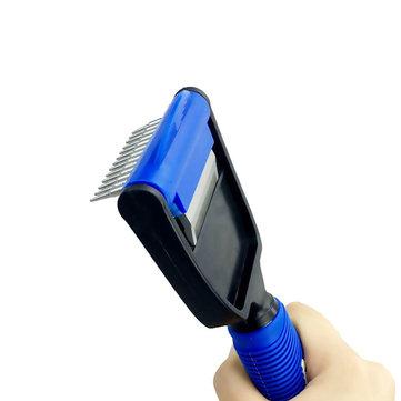 Multi-purpose Pet Comb Dog Hair Remover Brush Grooming Tools Comb