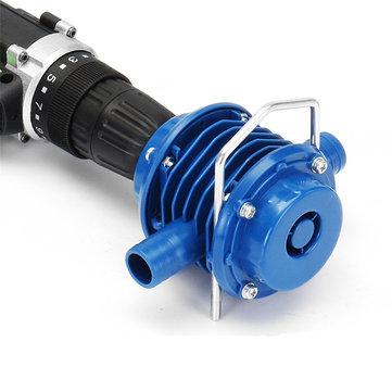 Drillpro 25-50L/min Drill Pump Water Pump for Electric Drill