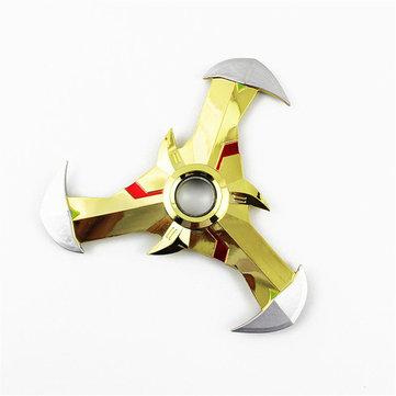 EDC Fidget Hand Spinner Gadget Tri Spinner Finger Focus Reduce Stress Gadget Rotate Darts