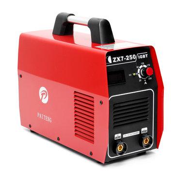220/380V ZX7-250 Welding Machine Digital Display All Copper Dual Voltage DC Welding Inverter Welding Tools