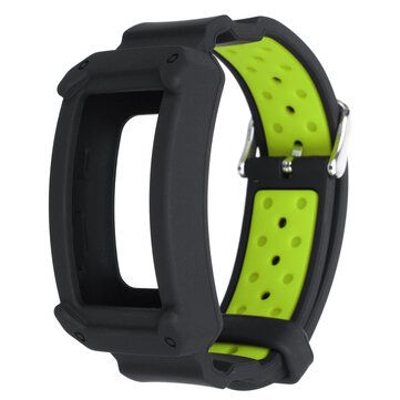 Replacement TPU Smart Watch Band for Samsung Gear Fit 2