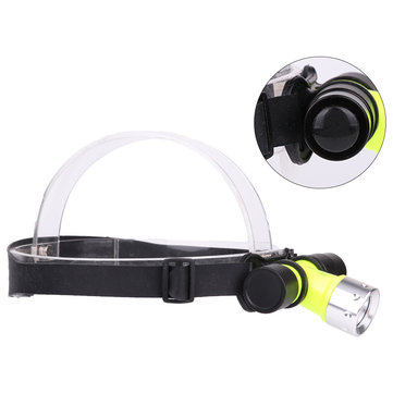 XANES D801 450LM XPE LED 5 Modes Headlamp 1*14500/1*AA Battery USB Interface