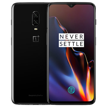 OnePlus 6T 6.41 Inch 3700mAh Fast Charge Android 9.0 8GB RAM 128GB ROM Snapdragon 845 4G Smartphone Smartphones from Mobile Phones & Accessories on banggood.com