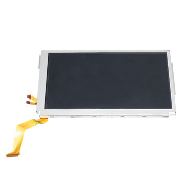 Replacement Top Upper LCD Screen Display for Nintendo 3DS XL N3DS 2015 Version Game Console