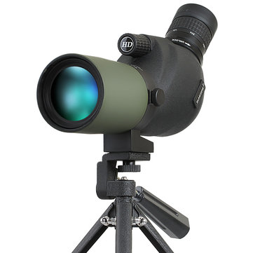 IPRee ™ 12-36X50A Travel Monoculaire Bird Watching Telescope Spotting Scope HD Optische Zoom Lens oculair