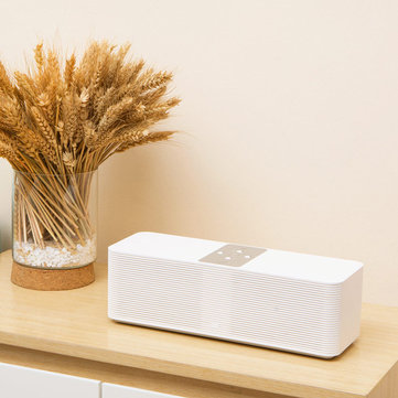 Original Xiaomi 2*10W Smart WiFi Network Music 8GB AUX FM Radio Wireless Bluetooth Speaker Clock