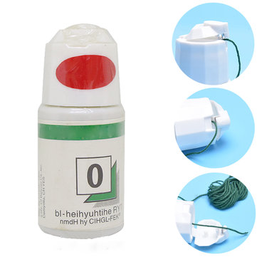 2m Cotton Green Gingival Retraction Cord Dental Gum Line Dental Tools