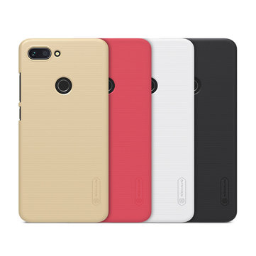 NILLKIN Matte Shockproof Hard PC Back Cover Protective Case for Xiaomi Mi8 Mi 8 Lite