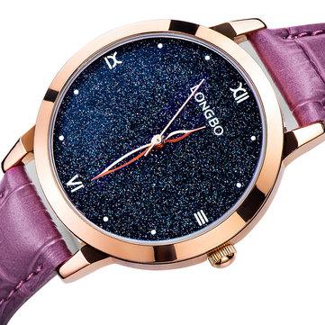 LONGBO 5052 Women Sky Leather Quartz Watch