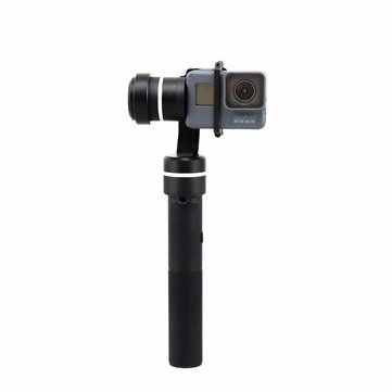 Feiyu Tech G5 Waterproof 3 Axis Handheld Brushless Gimbal for GoPro 5 6 Multi Action Camera