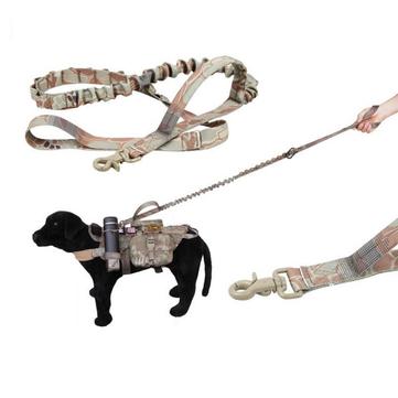Тактический многоцелевой универсальный более длинный тренинг Собака Охота на банджи-лейн Военный Nylon Веревка
