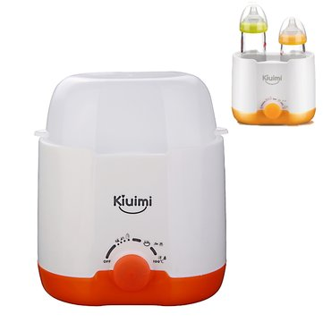Kiuimi Kitchen Ware Feeding Bottle Cookers Disinfection Sterilizer Food Milk Heater Warmer