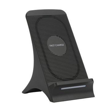 Quạt tản nhiệt tản nhiệt Qi Đế sạc không dây Sạc không dây cho Samsung Note 8 / Note 7/S8/S8
