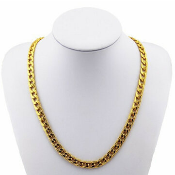 gold direct links chain necklace link product cuban miami