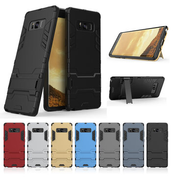 Bakeey™ 2 in 1 Armor kickstand Hard PC Case for Samsung Galaxy Note 8