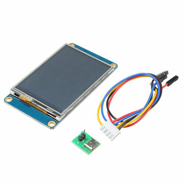 Nextion NX3224T024 2.4 Inch Man-machine Interface HMI Screen Kernel In English For Raspberry Pi Arduino Kits