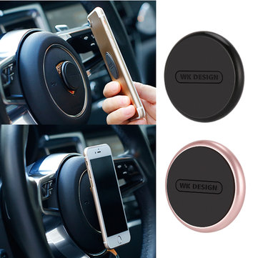 WK WA-S17 Universal Car Mount Wall Stand Magnetic Sticker Phone Holder