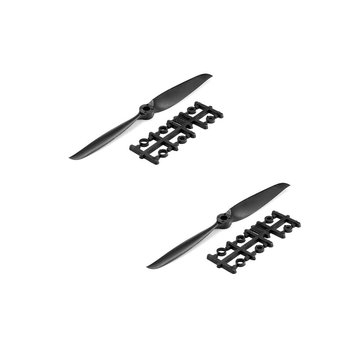 2PCS KMP 7045 7X4.5E 7*4.5E High Efficiency Propeller Blade for RC Airplane