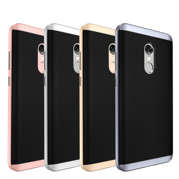 UCASE Hybrid Silicone+PC Frame Protective Case For Xiaomi Redmi Note 4 Global Edition/ Redmi Note 4X