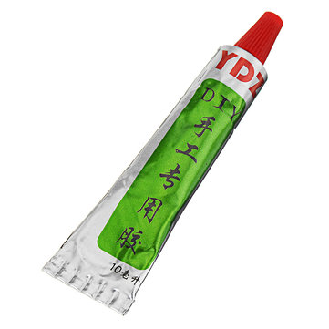 YDZ EPS Glue Plastic Foam Adhesive for DIY Craft Wooden House 10g