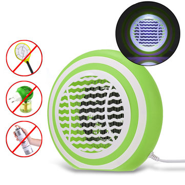 Buy 3W LED USB Mosquito Dispeller Repeller Mosquito Killer Lamp Bulb Electric Bug Insect Zapper Pest Trap Light For Yard Outdoor Camping for $18.99 in Banggood store