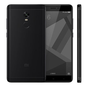 Xiaomi Redmi Note 4X 5.5-inch 4GB RAM 64GB Snapdragon 625 Octa-core 4G Smartphone Light BLue