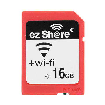 EZ Share 3rd Generation C10 16GB WIFI Memory Card with WIFI Switch