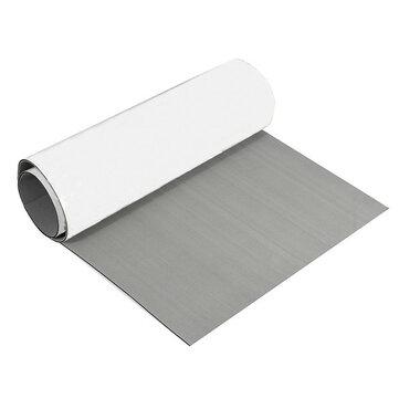 230x90x0.5cm Gray EVA Foam Boat Flooring Faux Teak Decking Sheet Pad